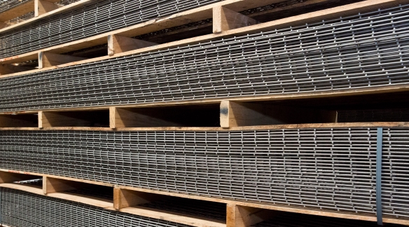 Stainless Steel Welded Panels available in 304 & 316