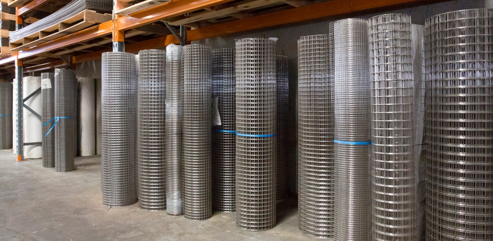 Stainless Steel Welded Rolls available in 304 and 316