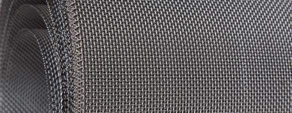 Stainless steel bushfire mesh